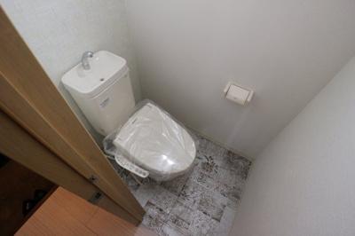 【トイレ】青柳ラハス貸家