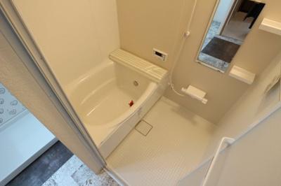 【浴室】青柳ラハス貸家