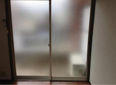 ライフピアビリーブの大きな窓☆