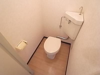 【トイレ】パークサイド野崎