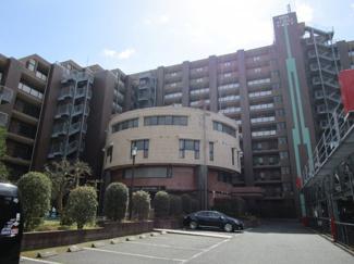 ダイアパレス千城台Ⅱ マンション 千城台駅 324号室 閑静な住宅地にある大型マンションです。