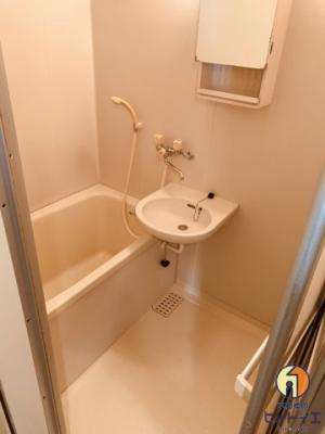 【浴室】井上ハイツB棟