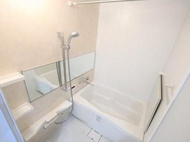 【浴室】シーアイマンション西田辺