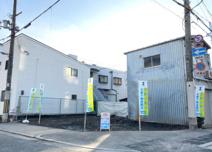西淀川区御幣島3丁目 売土地(建築条件付)の画像