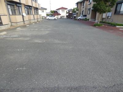 【駐車場】シャーメゾンふじⅢ棟