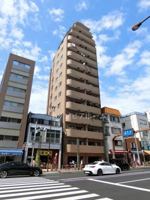 【外観】セントレー亀戸 6階 亀戸駅7分 リ フォーム済