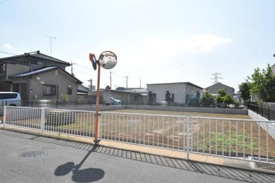 【外観】鴻巣市上生出塚 売地
