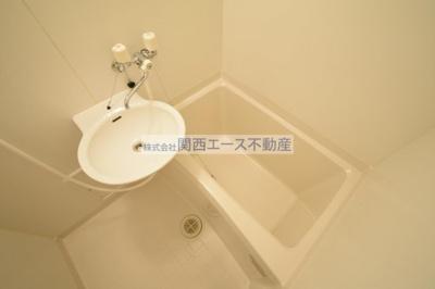 【浴室】レオパレスエルヴェールサンク