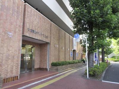 【外観】南青山サマリヤマンション