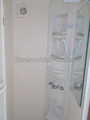 グレースクイーンのシャワールーム(別部屋参考写真)