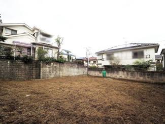 【外観】大田区久が原4丁目 建築条件なし土地