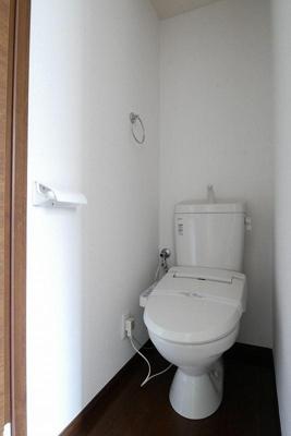 アーバンプレイス南阿佐ヶ谷ⅡAのトイレ