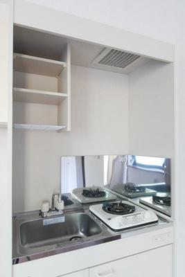 アーバンプレイス南阿佐ヶ谷ⅡAのキッチン