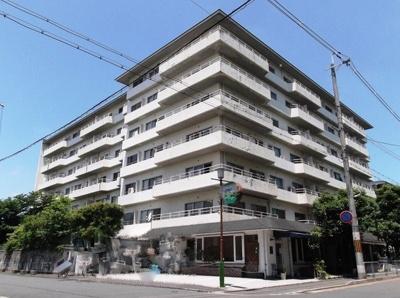 【外観】京都グランドハイツ 6階