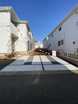 【駐車場】新築1戸建 ケイアイ カーザスタイル 富士見ケ丘1期