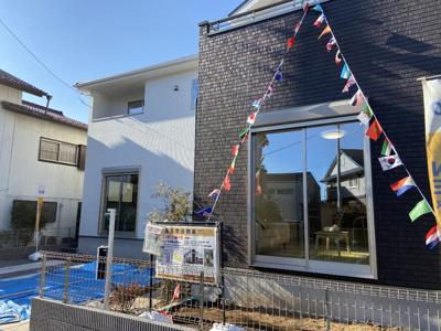 【外観】新築一戸建 ケイアイフィット 守谷市本町2期 駅まで平坦