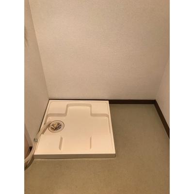 ※イメージ 室内洗濯機置き場