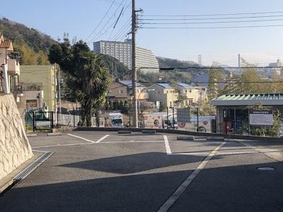 【駐車場】セジュール名谷Ⅱ