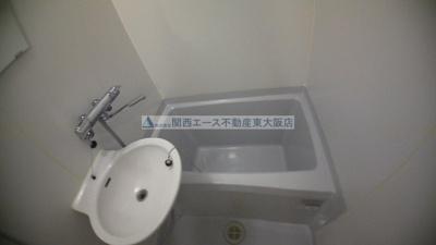 【浴室】レオパレスフローリッシュ