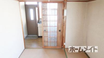 【和室】コーポ津之江