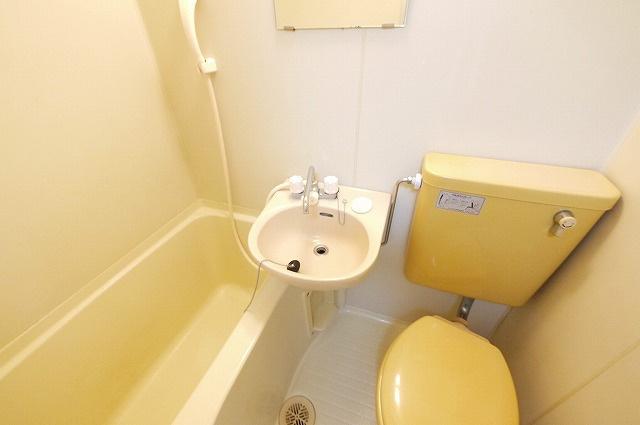 【洗面所】法蓮町第3マンション