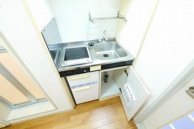 【キッチン】法蓮町第3マンション