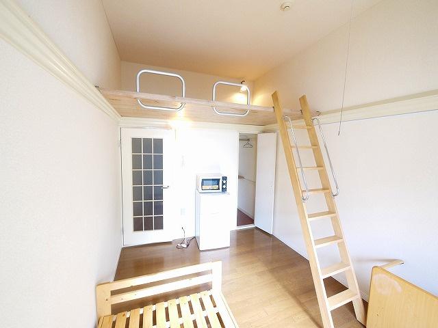 【居間・リビング】法蓮町第3マンション