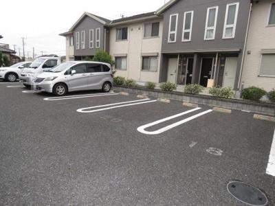 【駐車場】ベルセーヌB