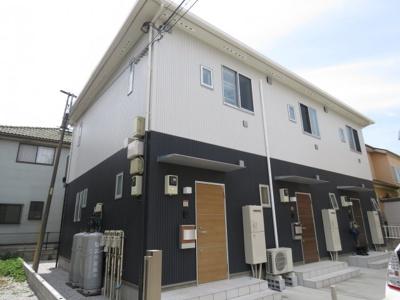 【外観】霞ヶ関東 売アパート