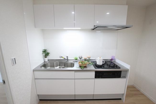 【キッチン】ふよう香椎浜ハイツD三号棟