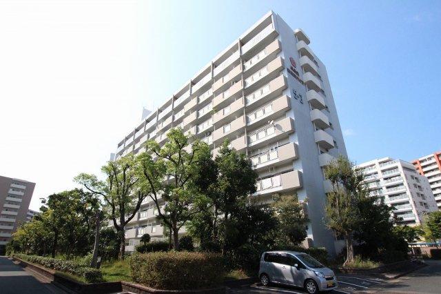 【外観】ふよう香椎浜ハイツD三号棟