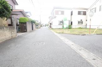 稲毛区山王町 土地 四街道駅 前面道路は4mあり、勾配のない平坦なエリアです!