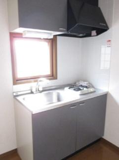 【キッチン】《2002年築!》熊谷市2棟売りアパート