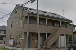【外観】《2002年築!》熊谷市2棟売りアパート