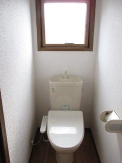 【トイレ】《2002年築!》熊谷市2棟売りアパート