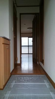 【玄関】ミニヨンハウス