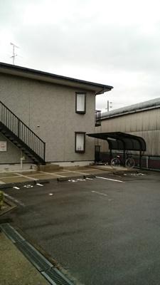 【駐車場】ミニヨンハウス