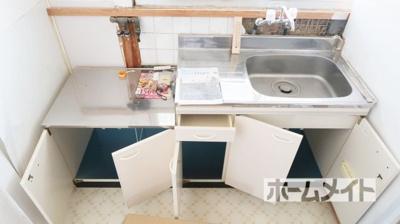 【キッチン】久保ハウス