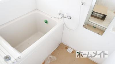 【浴室】久保ハウス