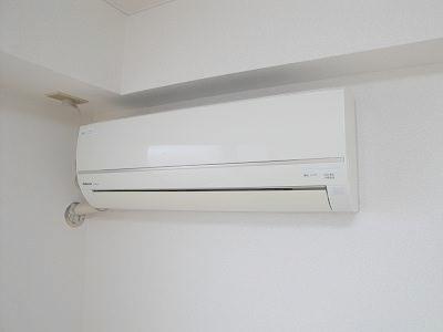 居室エアコン付き^^