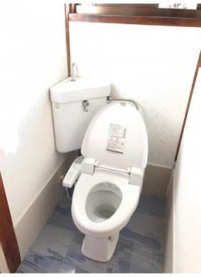【トイレ】京都市山科区大宅御所田町