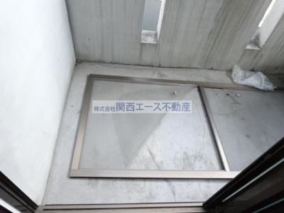 【バルコニー】ライフテック野崎駅前