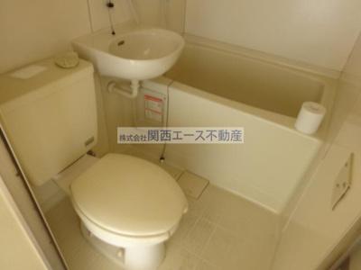 【浴室】ライフテック野崎駅前