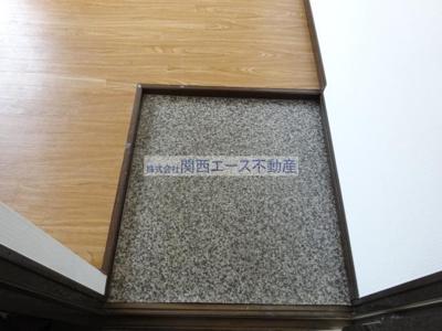 【玄関】ライフテック野崎駅前