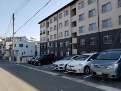【駐車場】サンモール福田
