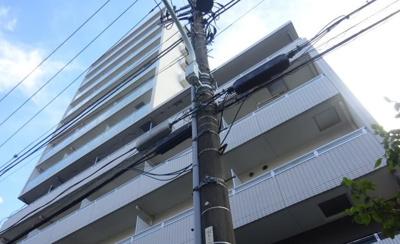 【外観】レジディア三宿