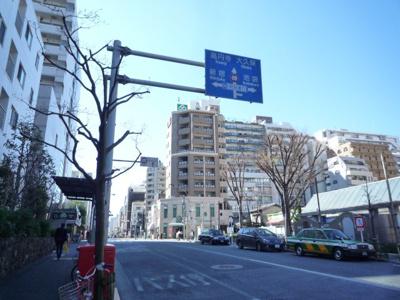 【周辺】アパガーデン新宿戸山公園