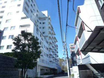 【外観】アパガーデン新宿戸山公園