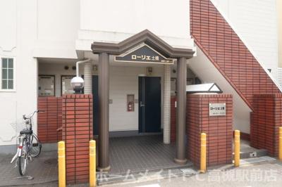 【エントランス】ローリエ土橋