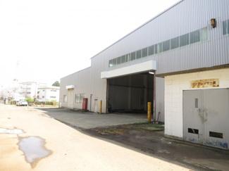 【外観】茨城県小美玉市上玉里 工業専用地域 売工場・倉庫